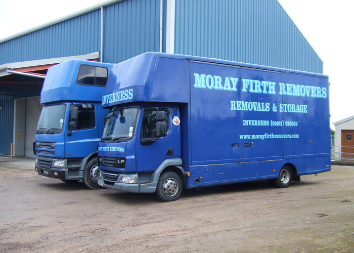 Removals Scotland | Removers Inverness | Removal Moray Firth