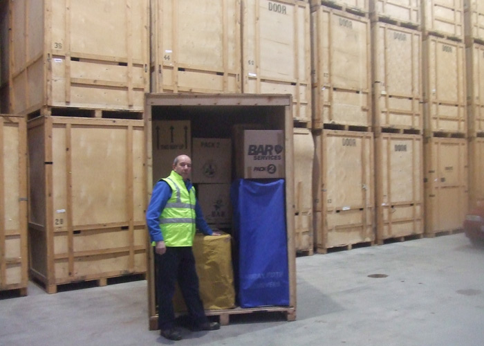 Storage Scotland | Self Storage Inverness | Removers Scotland